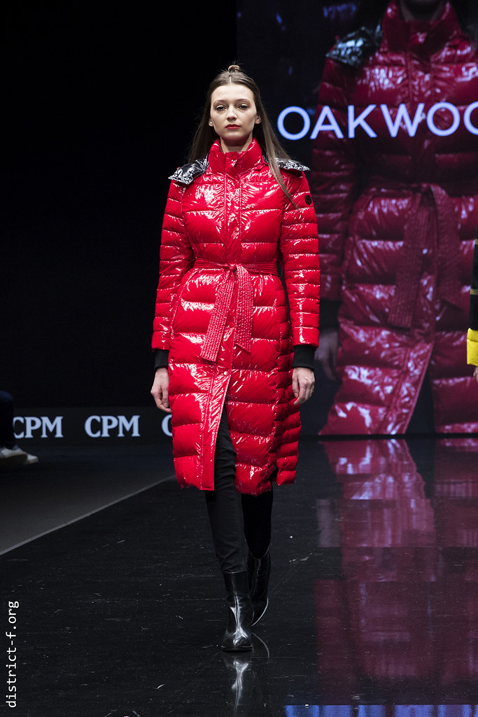 DISTRICT F — Collection Première Moscow AW19 — CPM Selected сву3