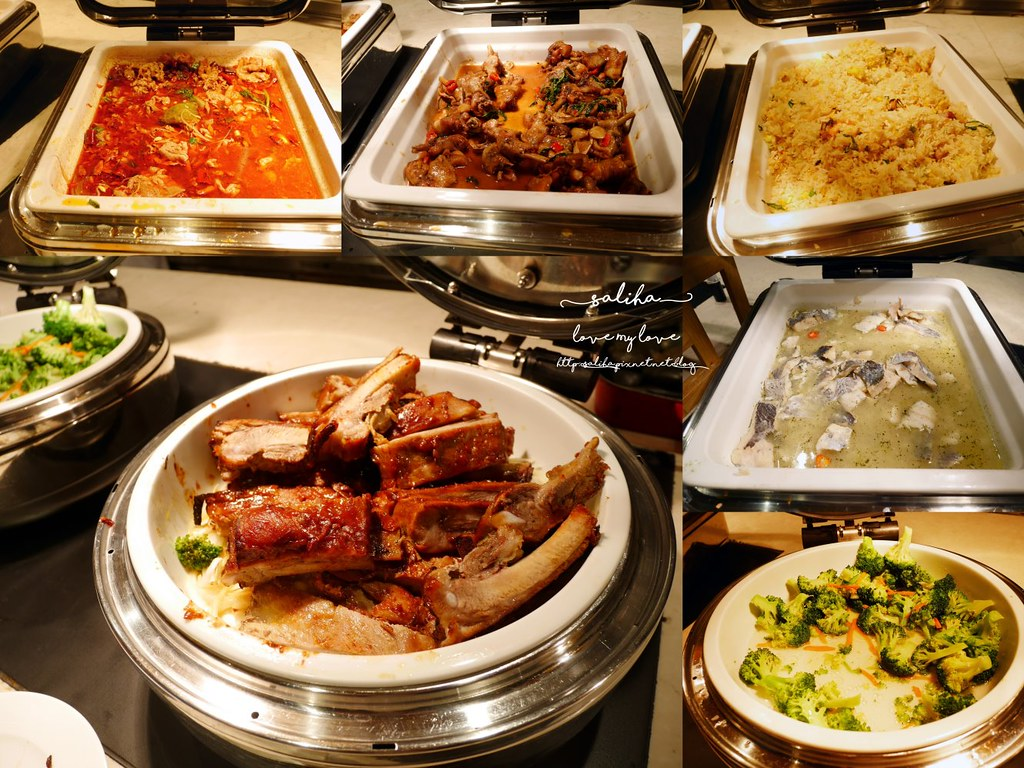 台北美麗華附近餐廳飯店下午茶吃到飽美福彩匯自助餐 (12)