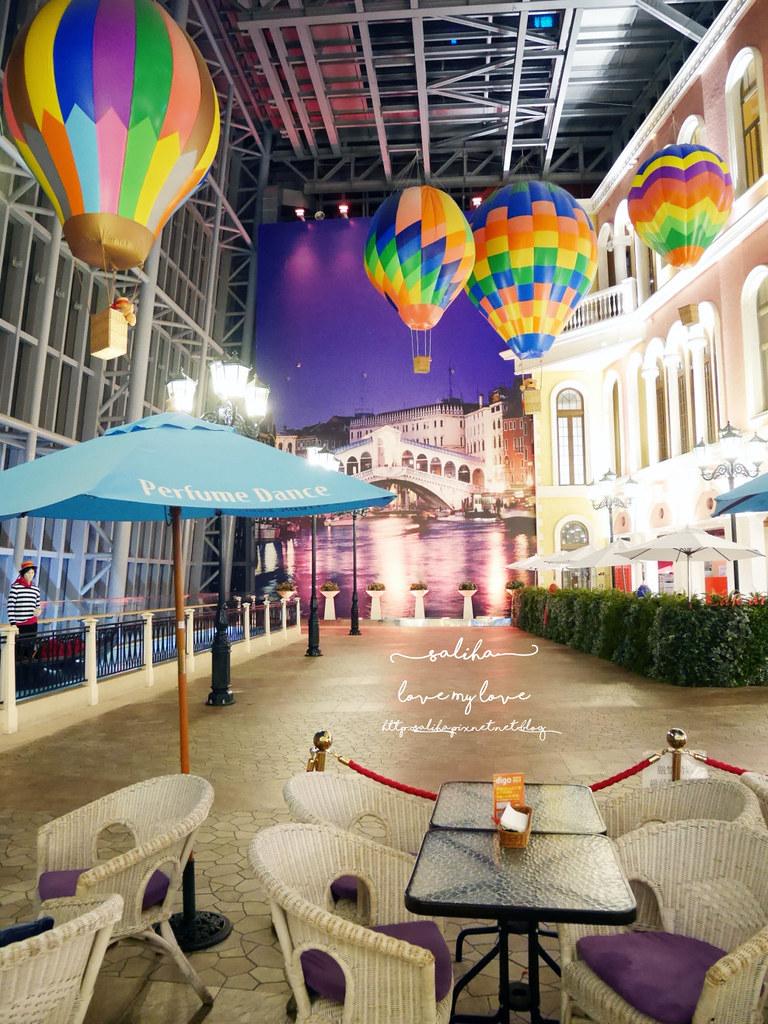 板橋大遠百跳舞香水下午茶咖啡餐廳推薦威尼斯歐洲風 (3)