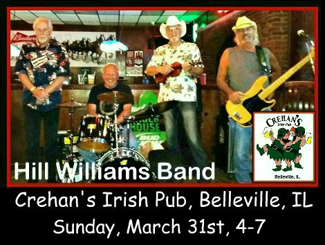 Hill Williams Band 3-31-19