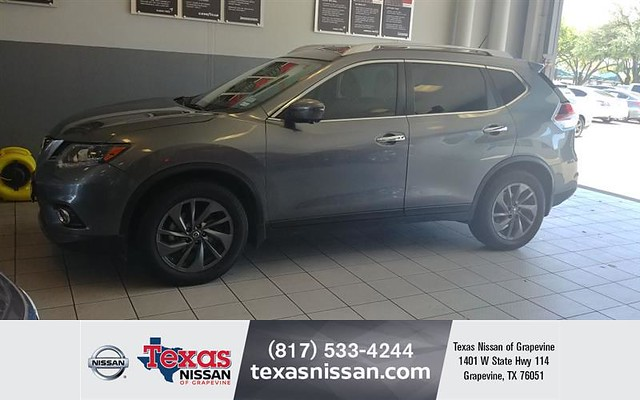 Happy Anniversary to Denise on your #Nissan #Rogue from Joe Arriaga at Texas Nissan of Grapevine!