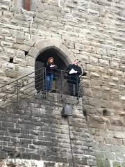 le château du Spesbourg et sa vue