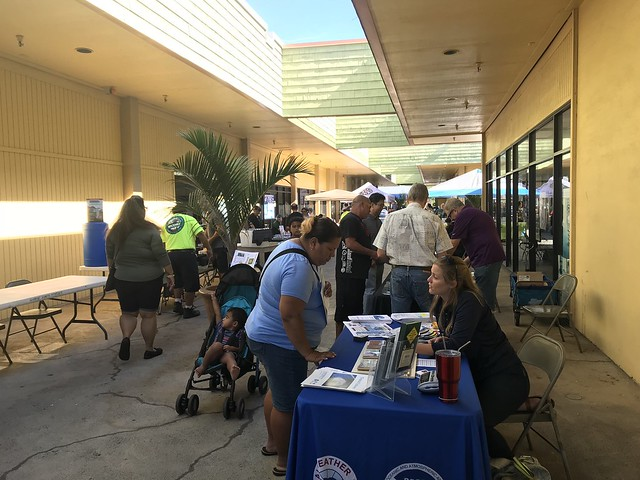 Waianae Coast Disaster Readiness Fair 6/2/18