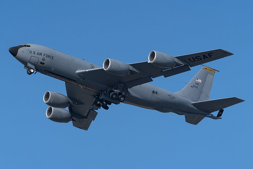 United States Air Force · Boeing KC-135R Stratotanker · 58-0112 (cn 17857, ln 327) · KLCK 12/11/2018