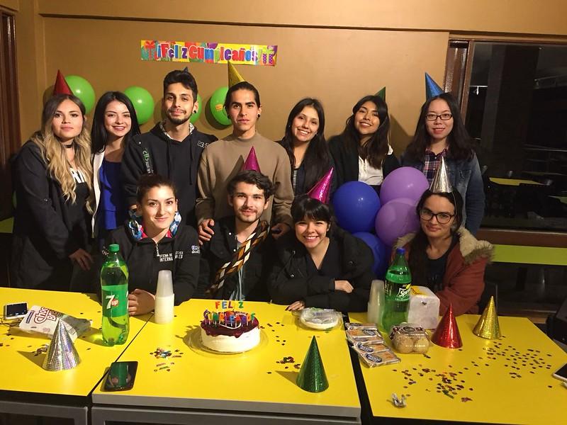 Celebraciones ORI