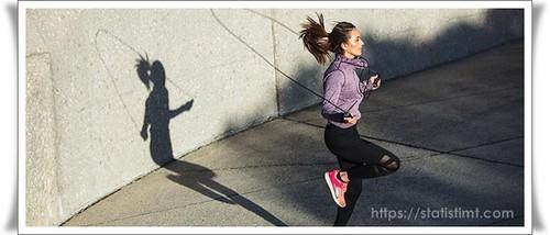 Durasi Skipping Untuk Menurunkan Berat Badan