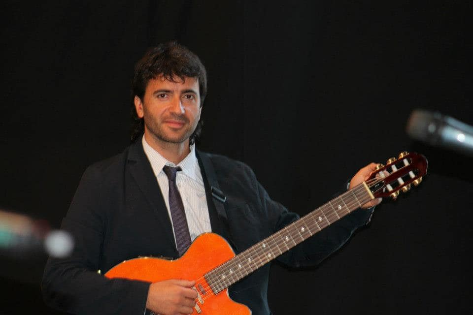 Esteban Amorín.