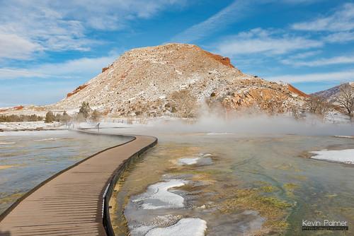 Hot Springs Boardwalk