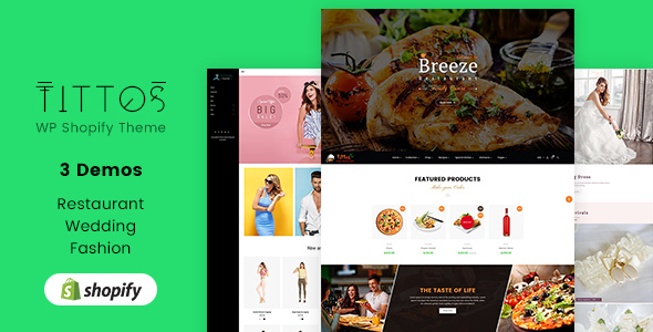 Tittos v1.1 - Multipurpose Shopify Theme