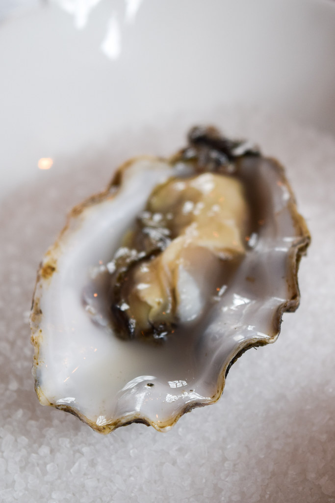 Whitstable Rock Oysters at the Fordwich Arms, Canterbury