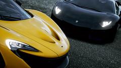 P1 & Aventador