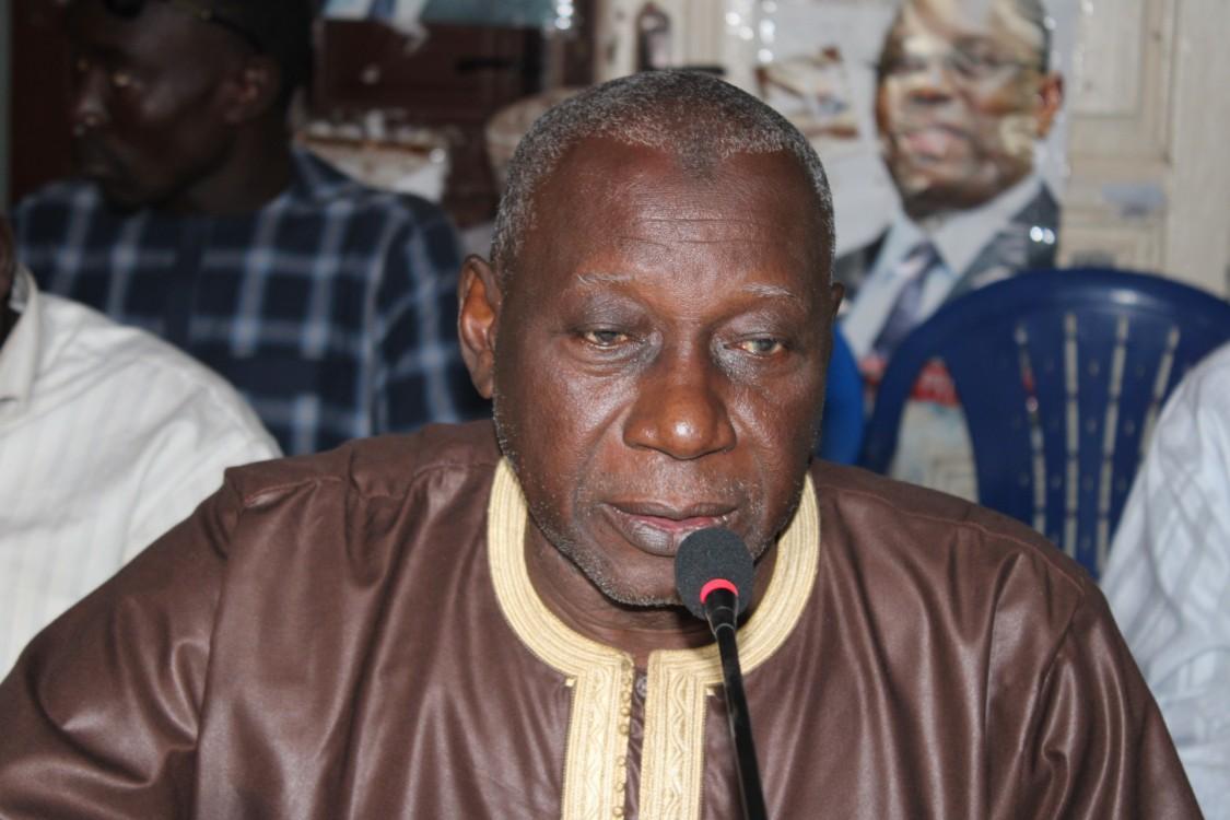 Rencontre Benno Bokk Yaakaar Cambérène 2 Avec Issa Sow, responsable Politique amis de Macky Sall (15)