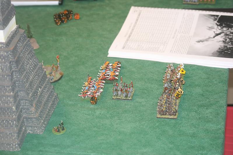 [4000 - Orcs+HL vs Khemri] La bataille des pyramides noires 32439637127_9c2eec57e0_c