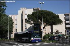 Heuliez Bus GX 317 - Verdié Autocars / Tisséo n°7335