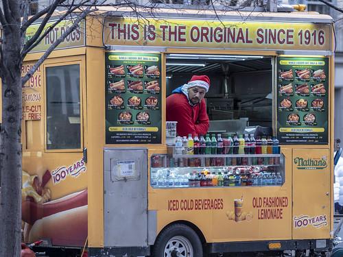 Santa Gets Back to His Day Job
