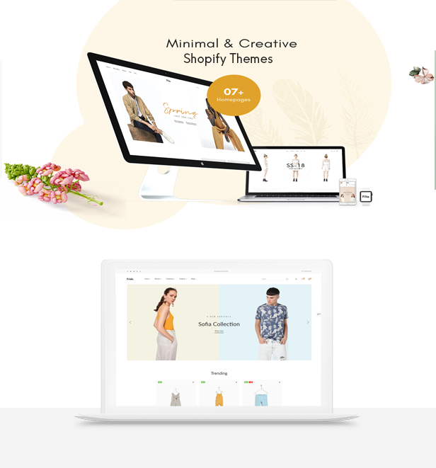 Peridot Frido shopify theme