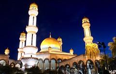 Jame Asr Hassanil Bolkiah Mosque - Brunei