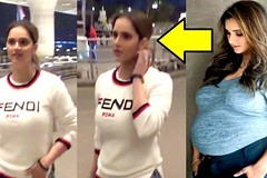Sania Mirza Extreme Weight Loss After Pregnancy