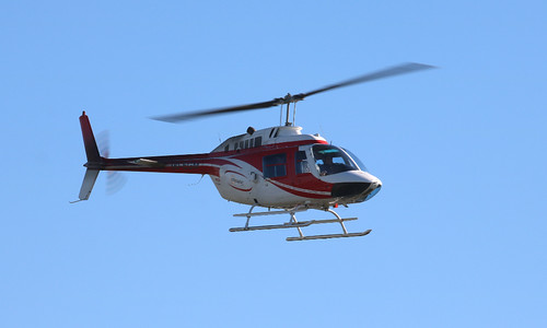 Bell 206B JetRanger II, OO-EGM