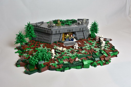 The Battle Of Endor - Forest Moon Of Endor (Main)