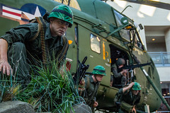 Marines Invading in Vietnam
