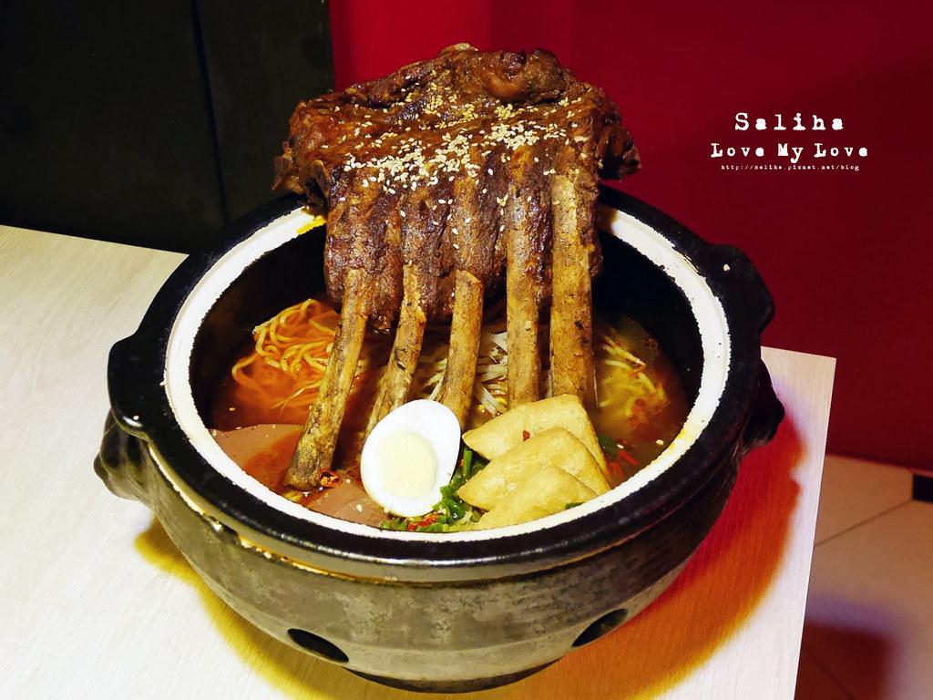 台北水貨炭火烤魚小巨蛋店火鍋餐廳好吃ig打卡推薦超厲害海鮮蝦子火鍋 (4)