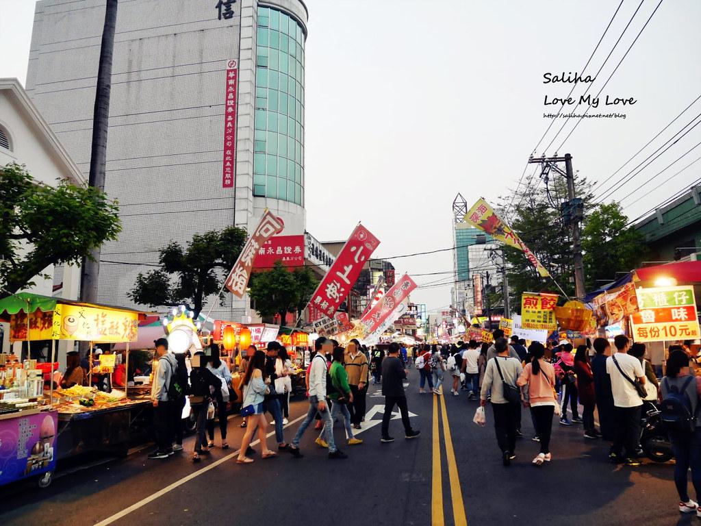 嘉義市區一日遊景點行程推薦文化夜市好吃小吃美食雞肉飯 (5)