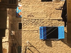 windows, Luxor city,  Egypt