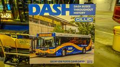 DASH Transit Company 2018 Gillig Low Floor Advantage Diesel #505