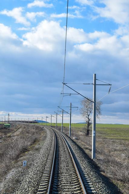 Някъде по трасето на път към Бургас., Nikon D3300, AF-S DX VR Zoom-Nikkor 18-105mm f/3.5-5.6G ED