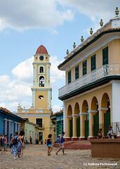 Iglesia y Convento San Francisco, Trinidad, Cuba