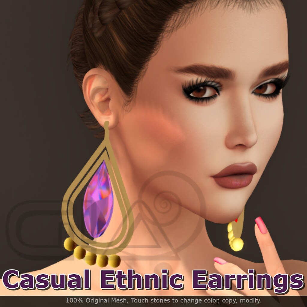 Casual Ethnic Earrings Vendor