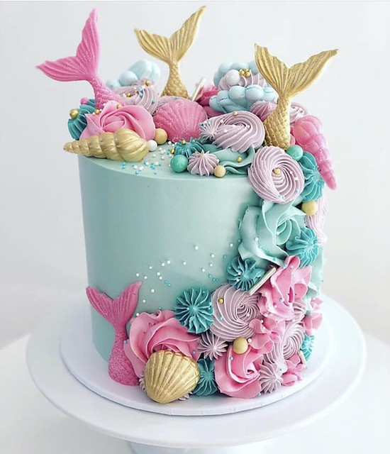 Cake by Oh Goody Cakes