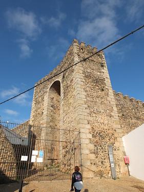 Castillo - Puerta