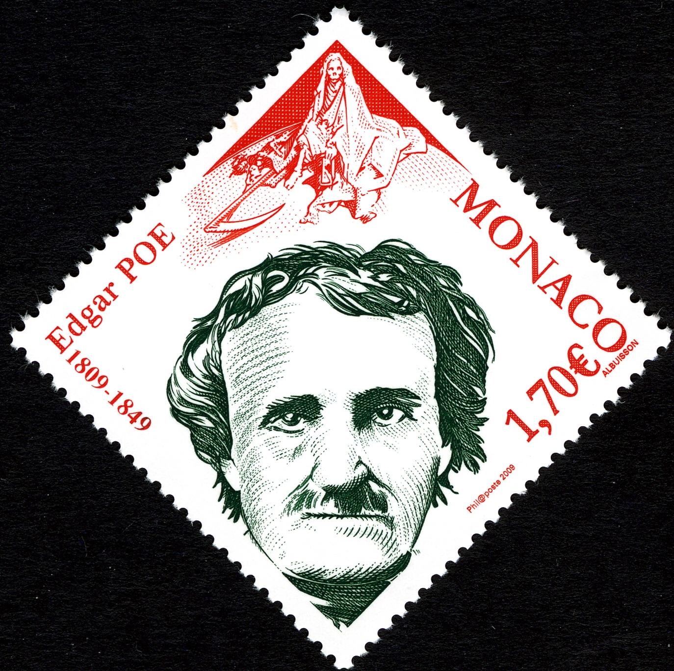Monaco - Scott #2539 (2009)