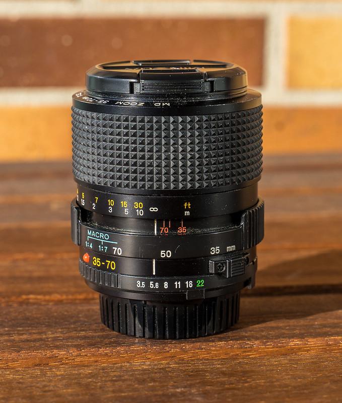 [VENDO] Minolta MD 35-70mm f3.5 + Adaptador E-mount en Camaras y Objetivos45936458754_cafeb2231b_c