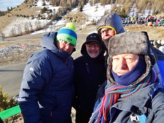 Monte Crew at Col de Moissière, Ancelle, for the Monte-Carlo Rally (6)