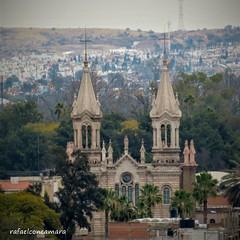 Templo de la Purísima Concepción es una iglesia de estilo neogótico es relativamente reciente, fue terminada apenas a principios del siglo XX. #aguascalientes #méxico