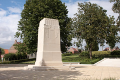 Cantigny American Monument Picardy France
