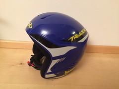 Dětská lyžařská helma - titulní fotka