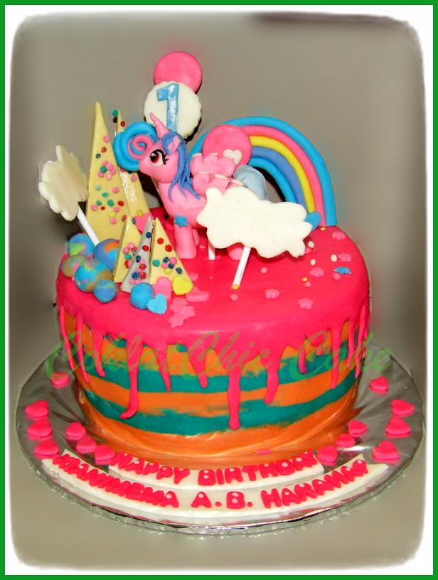 Cake My Little Pony Kianimema 18 cm