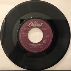 GEORGE CLINTON:ATOMIC DOG(RECORD SIDE-B)