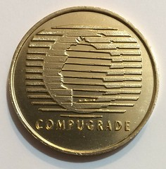Compugrade medal obverse