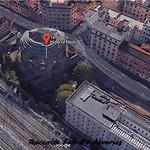 1930 2019 Ninfeo decagono a cupola, Tempio di Minerva Medica b, foto de Alvariis By Google Maps - https://www.flickr.com/people/35155107@N08/