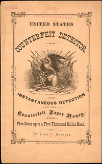 1868 Beazell's Instantaneous Detection cover