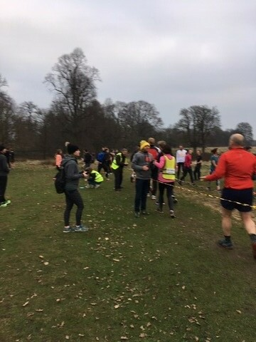 Richmond parkrun 5 Jan 2019 1