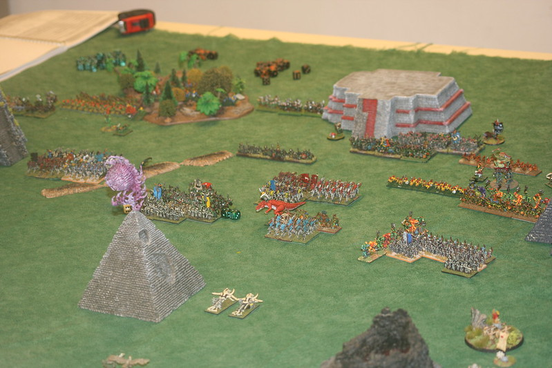 [4000 - Orcs+HL vs Khemri] La bataille des pyramides noires 46658153964_b3c6f9fa42_c