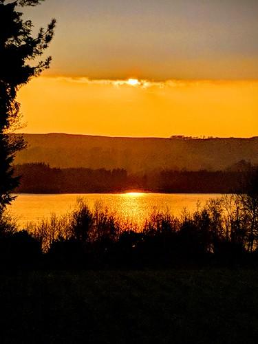 Blessington Lake, County Wicklow