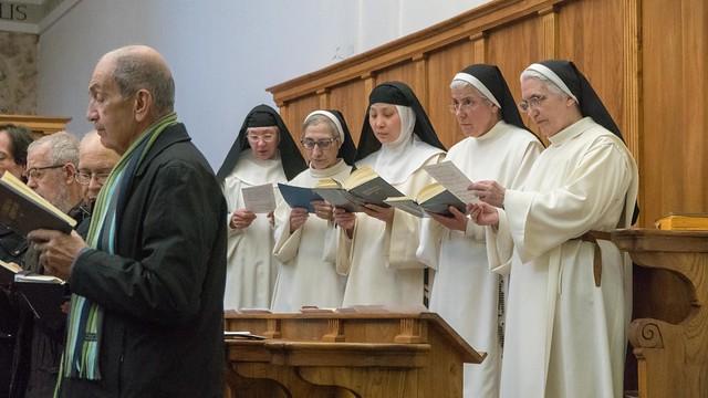 Misa de clausura del VIII Centenario Sto. Domingo en Segovia