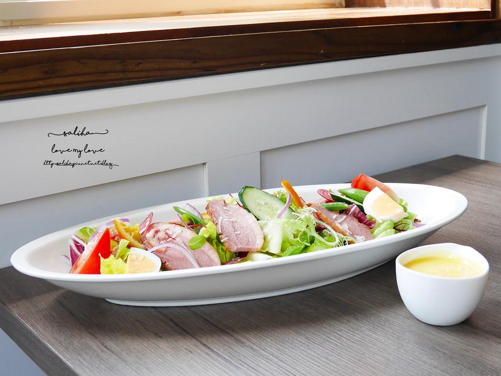 台北想陽明山美軍宿舍附近餐廳草山小鎮輕食排餐沙拉餐點推薦 (4)